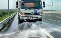 Hà Nội chi 114 tỉ để rửa đường được thực hiện thế nào?
