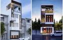 10 mẫu nhà phố 3 tầng được ưa chuộng nhất nửa đầu 2020
