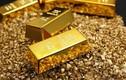 Giá vàng trong nước đi xuống, ngược với vàng thế giới