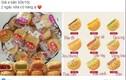 Bánh trung thu mini Trung Quốc chỉ vài nghìn đồng bán đầy chợ mạng