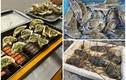 Điểm danh những hải sản siêu rẻ đang hút khách Việt