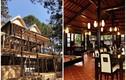 Mãn nhãn bên trong biệt thự gỗ sang trọng của sao Việt
