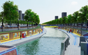 """""""Soi"""" Cty JVE muốn biến sông Tô Lịch thành công viên lịch sử"""