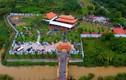 Toàn cảnh kiến trúc nhà thờ Tổ hoành tráng của Hoài Linh