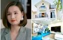 Mãn nhãn hai căn nhà đẹp như mơ của diễn viên Lã Thanh Huyền