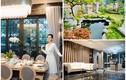 Biệt thự sang chảnh như khách sạn của Lã Thanh Huyền