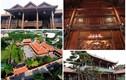 Dinh thự gỗ bạc tỷ gây xôn xao của đại gia Việt
