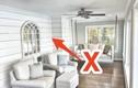 6 xu hướng nội thất có thể biến mất vào năm 2021