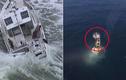 Bị ngã khỏi du thuyền, người đàn ông được tìm thấy trên ngọn hải đăng
