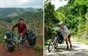 Cặp vợ chồng đạp xe vòng quanh thế giới rồi kẹt ở Việt Nam