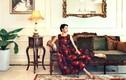 """Penhouse """"dát vàng"""" như cung điện của Hoa hậu Hà Kiều Anh"""