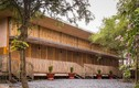 Báo Mỹ tấm tắc khen ngôi nhà mái bằng trấu độc lạ ở Đồng Nai