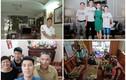 Đầu năm thăm nhà của các cầu thủ Việt tuổi Sửu