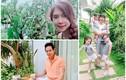 Nhà vườn xanh mướt ở ngoại ô Sài Gòn của Lý Hải - Minh Hà