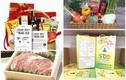 Thịt bò Kobe, phi lê cá hồi Na Uy vào giỏ quà Tết 2021... giá thế nào?