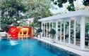 Hé lộ nhà riêng đẹp như resort của Shark Khoa