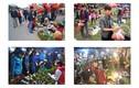 Độc đáo những phiên chợ Tết chỉ họp đầu năm