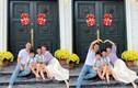 Biệt thự 2 triệu USD ngập không khí Tết của vợ chồng Đăng Khôi