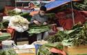 Chợ lá dong lâu đời nhất Hà Nội vắng khách ngày giáp Tết