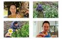 Choáng ngợp khu vườn có cả lan đột biến tiền tỷ của Lý Hải - Minh Hà