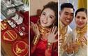 Choáng váng những cô dâu nhận hồi môn 3 đời tiêu không hết