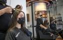 Tiệm cắt tóc của Amazon: Toàn ứng dụng công nghệ cao ai cũng muốn thử