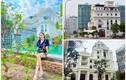 Trầm trồ biệt thự trăm tỷ của các nữ đại gia Việt