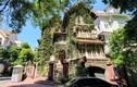 Ngày nắng nóng, ngắm biệt thự phủ kín cây xanh mát mắt ở Hà Nội