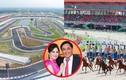 Trường đua ngựa 2.300 tỷ được xây sau một câu ngẫu hứng của bà Phương Hằng