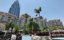 Cận cảnh khách sạn 5 sao đội tuyển Việt Nam lưu trú tại Dubai