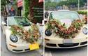 Những bó hoa độc đáo từ vải thiều Bắc Giang