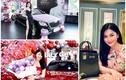 """""""Lóa mắt"""" kho hàng hiệu đắt giá của """"Ngọc nữ bolero"""" Lily Chen"""