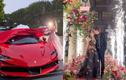 Choáng ngợp độ giàu có của nữ tỷ phú gốc Việt tặng chồng xe 33 tỷ