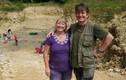 """Dùng Google Earth,cặp đôi tìm được nghĩa địa """"quái vật"""" 167 triệu tuổi"""