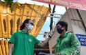 Ngày đầu TP HCM tổ chức tiêm vaccine đồng loạt cho shipper
