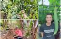 Hé lộ khu vườn trong biệt thự 50 tỷ đi thuê của Mạc Văn Khoa