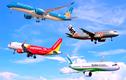"""Hàng không đề nghị hỗ trợ khẩn, Vietnam Airlines, Vietjer Air... """"suy kiệt"""" sao?"""