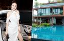 Độ giàu có khủng khiếp của Hoa hậu nhà 200 tỷ hứa giúp Hồ Văn Cường