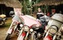 Dàn moto Việt đi xuyên quốc gia dự ĐH moto Châu Á