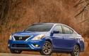 Cận cảnh Nissan Versa sedan 240 triệu đồng sắp ra mắt