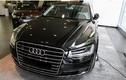 """Audi A8L 2014 đèn """"ma trận"""" bất ngờ về Việt Nam"""