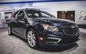 Ảnh thực tế Chevrolet Cruze 2015 vừa ra mắt