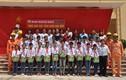 EVN Hà Nội tặng 12000 cuốn vở nhân dịp khai giảng năm học mới
