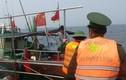 Xua đuổi 6 tàu cá Trung Quốc ra khỏi vùng biển VN