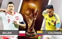 Nhận định bóng đá Ba Lan với Colombia: Giăng bẫy bắt đại bàng
