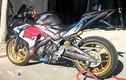 """Môtô sportbike Yamaha R3 """"độ khủng"""" của dân chơi Đà Nẵng"""
