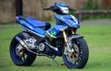 """Yamaha Exciter 150 độ """"dàn chân"""" siêu môtô Aprilia RSV4"""