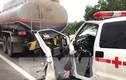 Xe cấp cứu gây tai nạn khiến 1 người tử vong tại chỗ