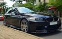 Cận cảnh siêu sedan BMW M5 F10 giá tiền tỷ tại VN