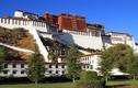 Huyền bí cung điện khổng lồ trên đất Tây Tạng